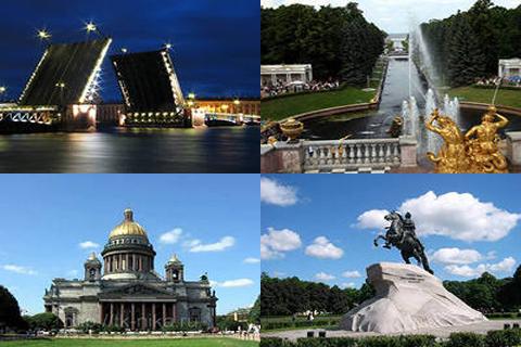Sankt-Peterburg-Санкт-Петербург