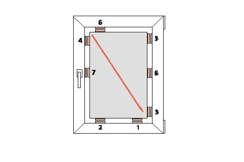 rasklinivanie-steklopaketa-v-stvorke-расклинивание-стеклопакета-в-створке